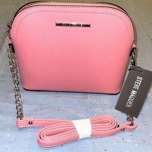 Steve Madden pink crossbody bag!